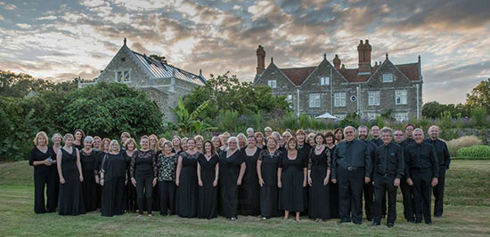 Medina Community Choir at Classic Isle 2017