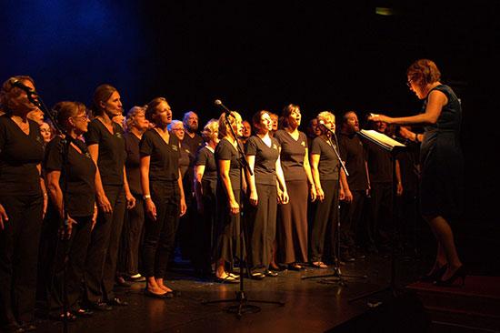 Medina Community Choir at Medina Theatre
